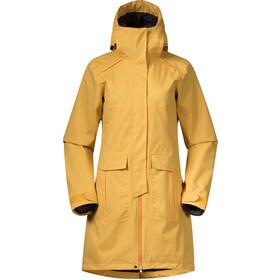Bergans Bjerke V2 Cappotto 3in1 Donna, giallo